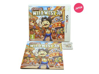 Carnival Games: Wild West 3D (UKV / 3DS)