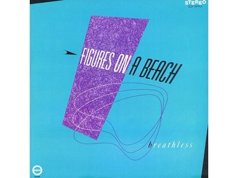 "Figures on a Beach – Breathless (Metro-America 12"")"