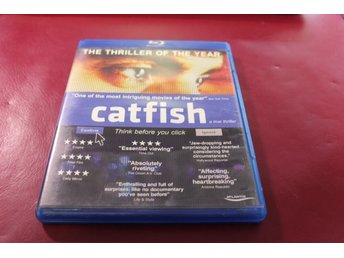 Bluray-film: Catfish (a true thriller)