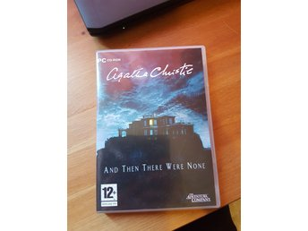 Agatha Christie Pc spel