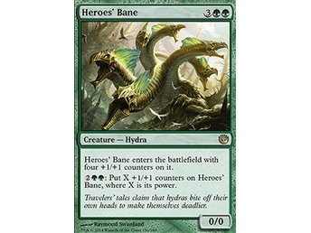 Magic the Gathering - Journey into Nyx - Heroes' Bane - FOIL