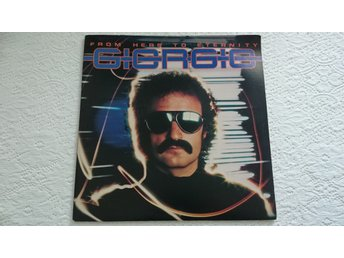 Giorgio Moroder From Here To Eternity Vinyl / LP