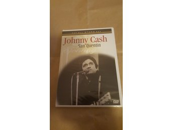 Johnny Cash – In Concert: San Quentin (DVD)