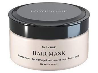 Helt ny hårmask the Cure Löwergrip Hair Mask värt 260kr