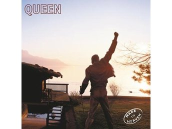 Queen: Made in heaven 1995 (2011/Rem) (CD)