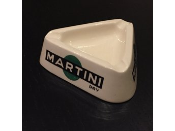 Martini askfat - Richard Ginori original 1960-tal
