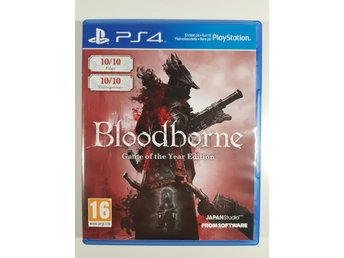 Bloodborne Game of the Year Edition Spel Playstation 4 / PS4