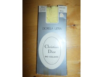 Vintage DIOR bas-collants strumpbyxor, One size, DIORELLE ULTRA Tights