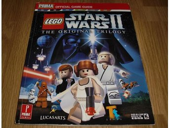 Spelguide: Lego Star Wars II 2 the Original Trilogy