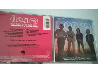 The Doors - Waiting For The Sun, CD