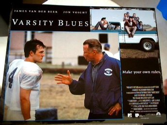 VARSITY BLUES James Van Der Beek,Jon Voight ÅR 1999 FOTO   4