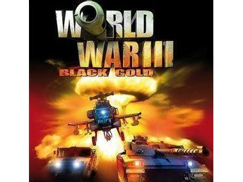 World War 3 Black Gold FRI FRAKT Strategi RTS Endast Skivan
