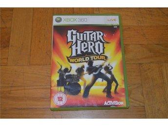 Guitar Hero 4 World Tour Xbox 360 Guitar Hero Rock Band - Töre - Guitar Hero 4 World Tour Xbox 360 Guitar Hero Rock Band - Töre