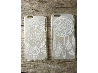 iPhone 6/6s - 2-pack - Drömfångare/Mandala Henna Dreamcatcher - Mjölby - iPhone 6/6s - 2-pack - Drömfångare/Mandala Henna Dreamcatcher - Mjölby
