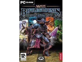 Magic the Gathering  Battlegrounds - PC