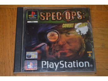 Spec Ops - Covert Assault - Playstation PS1