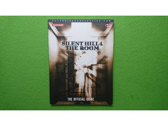 Silent Hill 4 The Room The Official Guide PS2 Playstation 2
