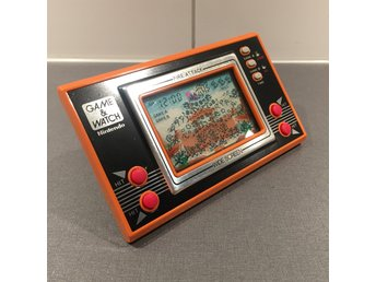 Nintendo Game and Watch Fire Attack ID-29