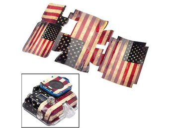 GoPro 3/3+ USA Retro Skin