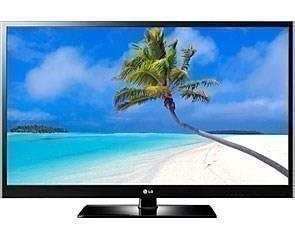 "60"" LG FULL HD 1920x1080p + BORDSSTATIV  * HELT NYSKICK!"