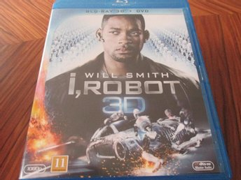 I ROBOT - 3D - WILL SMITH - TOPPSKICK