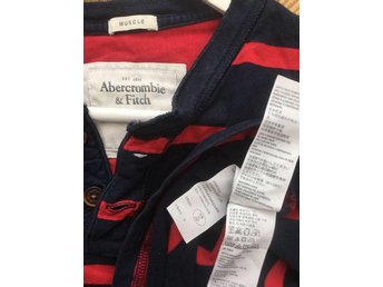 Abercrombie & Fitch t-shirt XL muscle