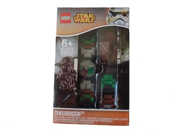 LEGO Star Wars Watch Chewbacca - Armbandsur - Nyvara!