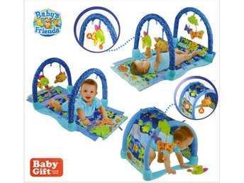 NY Babygym, Tunnelgym SommarREA 249kr ord.pris 599kr