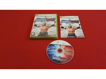 SMACKDOWN VS RAW 2007 till Xbox 360