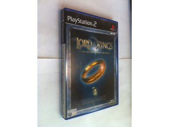 PS2: The Lord of the Rings: The Fellowship of the Ring