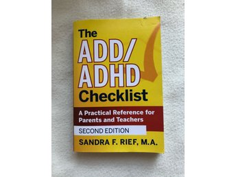 ADD/ADHD Checklist