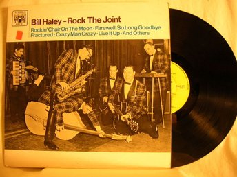 Bill Haley    -   Rock the joint                      Lp
