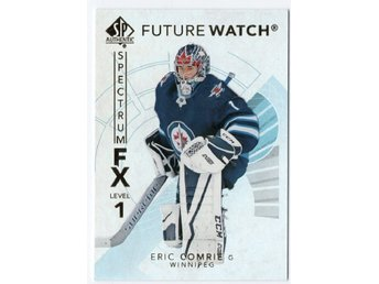 17-18 SP Authentic Spectrum FX Future Watch Bounty Eric Comrie