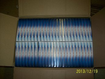 50 ST (25 pack) CD/DVD/BLU-RAY SLEEVES - NYA