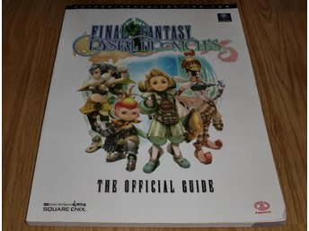 Spelguide: Final Fantasy Crystal Chronicles