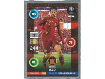 ISCO - ESPANA - ROAD TO EURO 2016