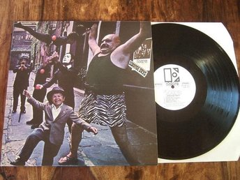 THE DOORS / Strange Days (Nyskick - Nypress)