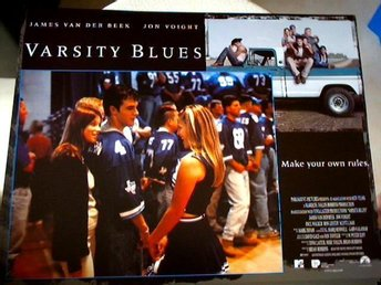 VARSITY BLUES James Van Der Beek,Jon Voight ÅR 1999 FOTO   6