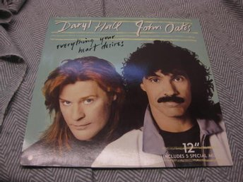 Daryl Hall John Oates-Everything Your Heart Desires-Maxi