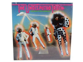 Undisputed Truth - Method To The Madness WH 2967 LP 1976