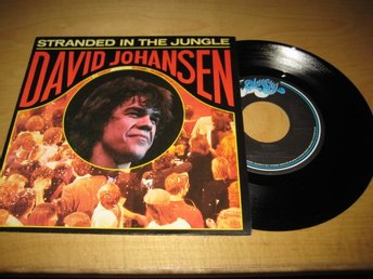 DAVID JOHANSEN - STRANDED IN THE JUNGLE.