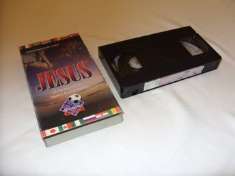 Jesus The Ultimate Goal Sport Fotboll VHS PAL Portugal