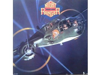 Night Ranger title* 7 Wishes *US LP - Hägersten - Night Ranger title* 7 Wishes *US LP - Hägersten