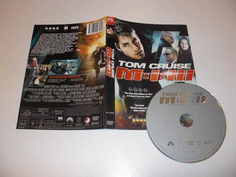 Tom Cruise  -  Mission impossible 3