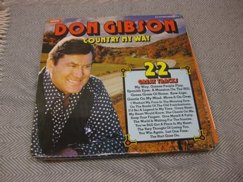 Don Gibson Country my Way