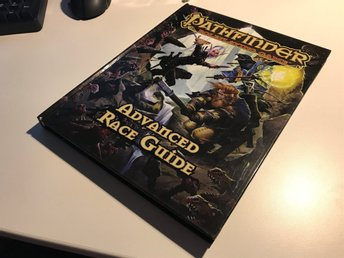Pathfinder Roleplaying Game - Advanced Race Guide