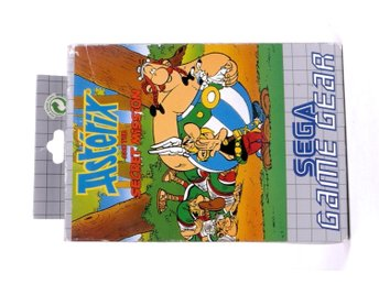 Asterix And The Secret Mission -
