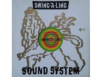 Swing-A-Ling Sound System title* Swing-A-Ling Sound System* Reggae,Dancehall 12""