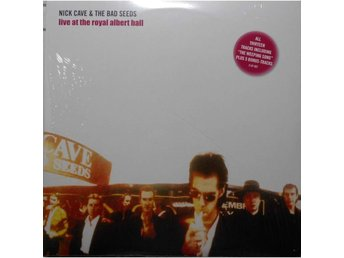 NICK CAVE 'Live At The Royal Albert Hall' 2-LP