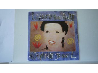 Hanne Boel - Light In Your Heart       7""